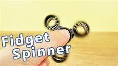 Fidget Spinner Selber Bauen Vorlage - fidget spinner selber bauen diy tri spinner