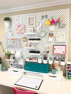 craft room organization makeover ikea skadis pegboard