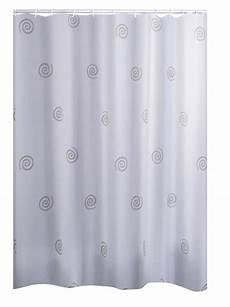 duschvorhang grau ridder duschvorhang textil 240x180 cm univers grau von