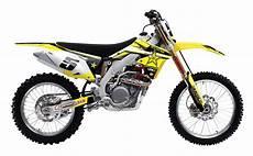 factory effex rockstar shroud airbox graphics kit suzuki rmz 250 2010 2018 cycle gear