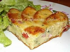 Recette Clafoutis Courgettes Et Cottage Cheese 750g