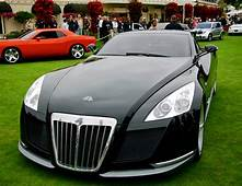 FAB WHEELS DIGEST FWD 2005 Maybach Exelero Concept