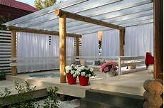 Roofed Patio Designs Porches Beautiful Outdoor Seating Areas Summer Tea