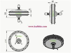 28 inch 36v 750w front hub motor electric bike kit