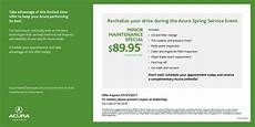dch acura of temecula news and views acura spring service