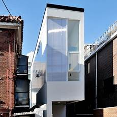 guro dong mini house by ain is just three metres wide
