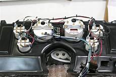electrical rewiring ccs speed shop