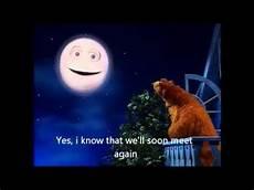 bear in the big blue house goodbye song swedish youtube