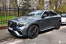 mercedes glc coupe 2018 mercedes amg glc 63 s coupe c253 2018 22 april 2018