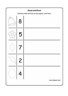 count and draw worksheets class 1 worksheet for kids to read count and draw counting worksheets for 1 grade