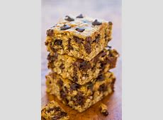 cinnamon chip banana bars_image