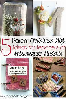 5 Parent Gift Ideas For Elementary