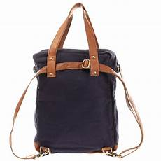 leconi rucksack umh 228 ngetasche canvas navy le1014