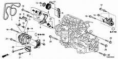 honda fit alternator wiring diagram 31110 r1a a21 genuine honda belt alternator bando