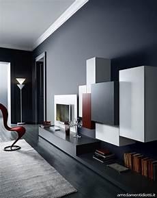 pareti attrezzate per soggiorno pareti attrezzate moderne 70 idee di design per arredare
