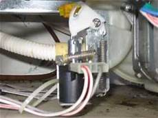 Dishwasher Hose And Wire Diagram by Ge Dishwasher Not Draining Repair Guide