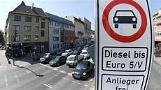 Diesel Fahrverbote Erstes Verfahren In Aachen