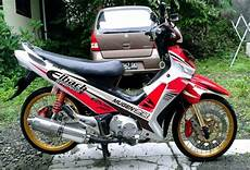 Modifikasi Supra X 125 R by Modifikasi Honda Supra X 125 R Cw Terbaru 2014 Simple Acre