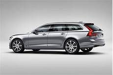 Volvo V90 2016 Revealed The S90 S Estate Mate Is Here