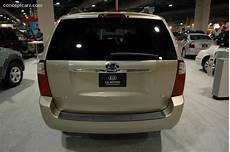2006 kia sedona information and photos zomb