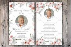 free template funeral cards funeral prayer card template card templates creative