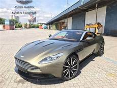 aston martin db11 2017 v12 5 2 in kuala lumpur automatic coupe green for rm 750 000 5732077