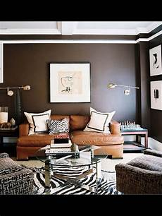 Home Decor Ideas Sofa by Walls Camel Leather Sofa Brass Wall Ls And