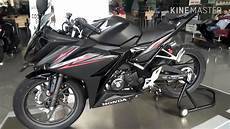 Modifikasi Cbr150r 2018 by Modifikasi All New Cbr150r Hitam 2019 Spartaoto