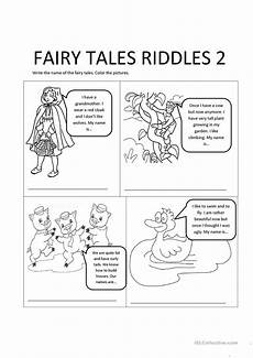 tales riddles 2 worksheet free esl printable worksheets made by teachers