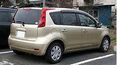 2010 Nissan Note Pictures Information And Specs Auto