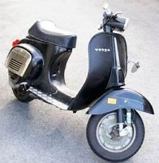umgebautes motorrad vespa 50 special gregori 1000ps at