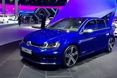 Volkswagen Golf R Revealed Auto Express