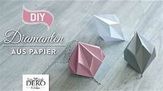 Diy H 252 Bsche Papier Diamanten Selber Machen How To Deko
