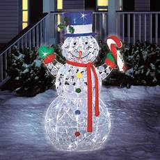 Decorations Outdoor Sale by Led Lighted Decorations 42 Quot Led Random