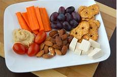 how to make a vegan snack plate with blue diamond almonds clean eating veggie