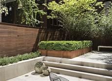 jardin design le calme d un jardin 224 new york i d 233 tente