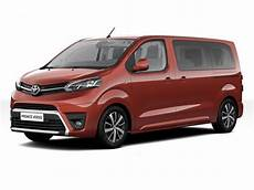 Toyota Configurator And Price List For The New Proace Verso