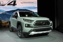 2019 Toyota RAV4 SUV Debuts In NY With Trick AWD Fresh