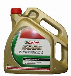 castrol edge professional longlife iii 5w 30 olja si