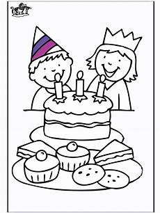 Ausmalbilder Thema Geburtstag Geburtstag 3 Malvorlagen Geburtstag