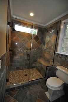 slate tile bathroom ideas cary guest bath remodel slate traditional bathroom raleigh by rebekah frye