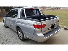 manual cars for sale 2003 subaru baja regenerative braking used 2003 subaru baja for sale by owner in warsaw in 46582