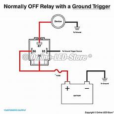 Bosch 12vdc Relay Wiring by Ols 12 Slot Relay Box 6 Relays 6 Blade Fuses Bosch