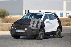 Opel Era 2017 - el opel mokka 2017 muestra t 237 midamente sus nuevos grupos