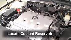 car engine manuals 2003 cadillac seville on board diagnostic system coolant level check 1998 2004 seville 2003 cadillac seville sls 4 6l v8
