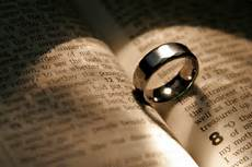 bible and wedding ring christianblessings