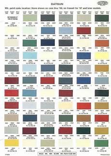 color chart auto paint google search auto paint color