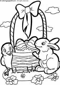 Ostern Malvorlagen Printable Easter Coloring Pages