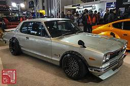 EVENTS Tokyo Auto Salon Part 01 — Old School Cool