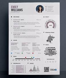 33 infographic resume templates free sle exle